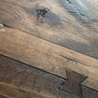 detail dreva