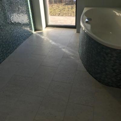 nalepená podlaha
