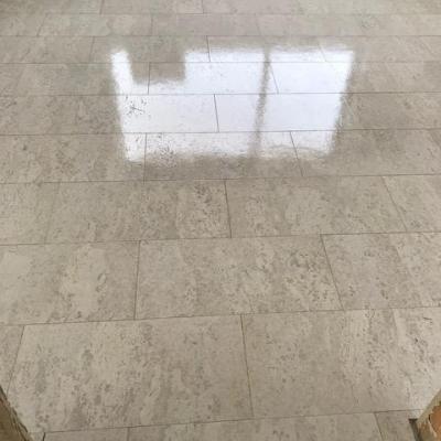 konečná povrchová úprava podlahy